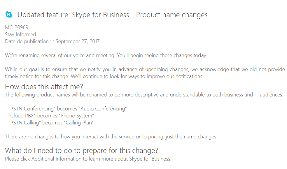 Voice Add-On O365
